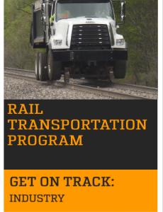 Courses | Rail Transportation Program