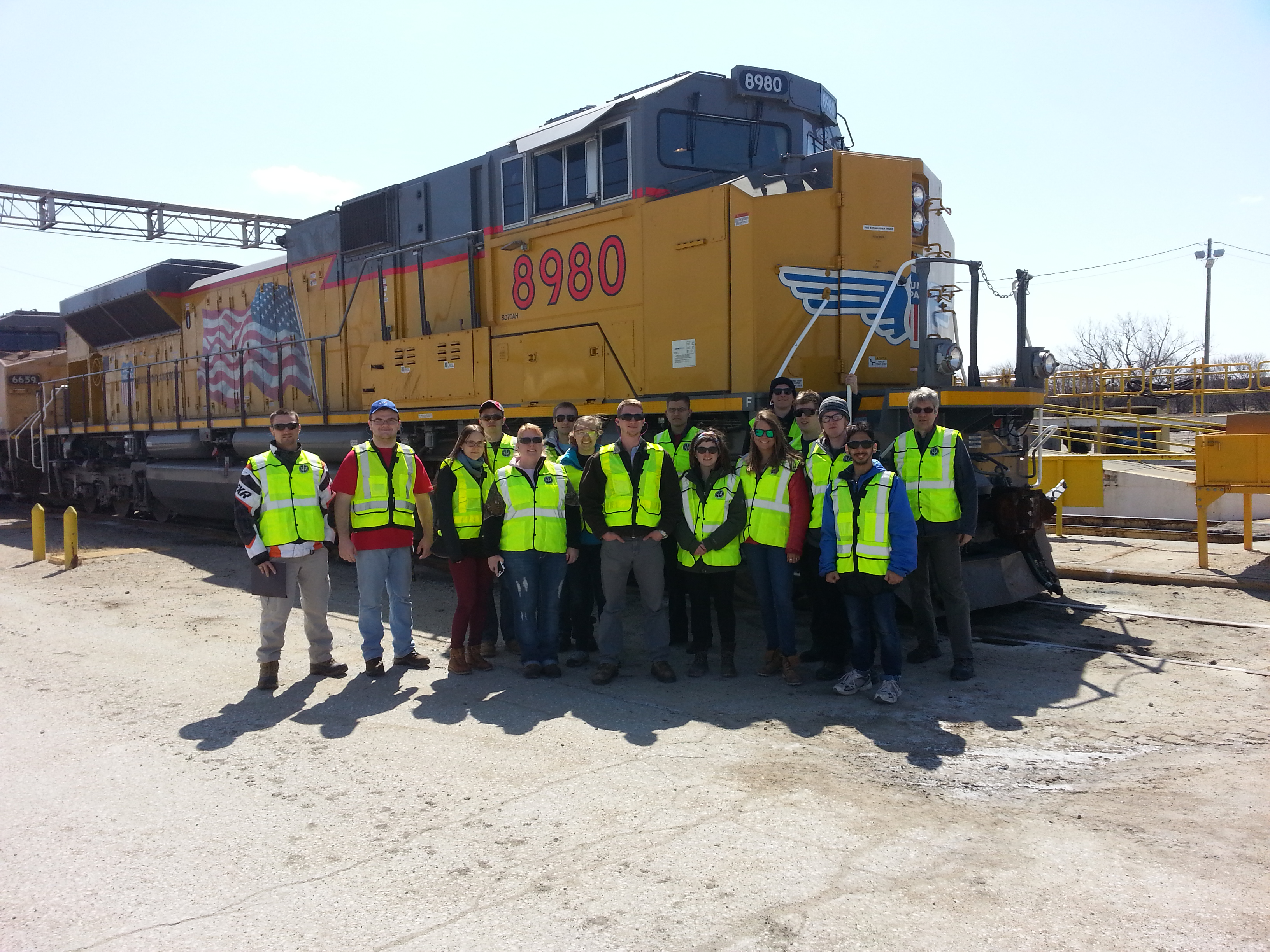 Railroad Engineering and Activities Club | Rail